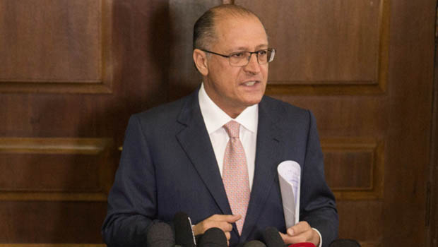 Alckmin abre o jogo