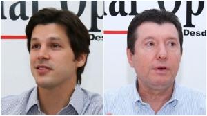Daniel Vilela e José Nelto