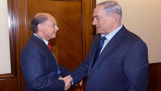 Edir Macedo é recebido em Israel pelo primeiro-ministro