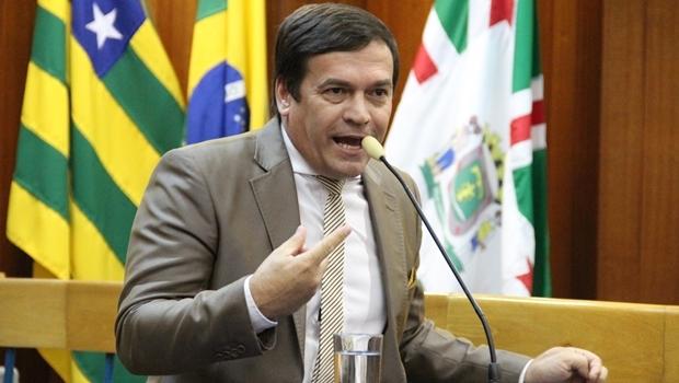 Vereador Eudes Vigor | Foto: Alberto Maia