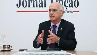 """Reitor Orlando Afonso do Amaral: """"A universidade se tornou muito grande, o que torna a gestão complicada"""""""