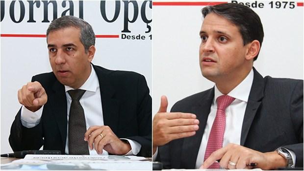 Parte da base aliada quer Thiago Peixoto como vice de Zé Eliton. Ele trabalha para ser deputado