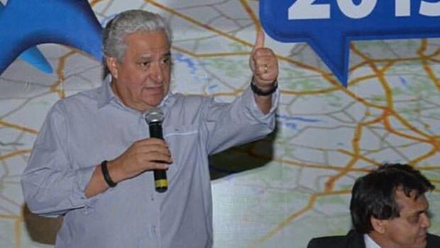Vilmar Rocha diz que não gosta de cantar vitória antes da hora, mas já encomendou o terno da posse de Jalles
