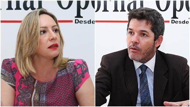 PT de Paulo Garcia aposta que disputa em Goiânia pode se dar entre o delegado e a delegada