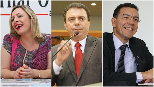 As três estrelas do PT em 2015 são Adriana Accorsi, Edward Madureira e Luis Cesar Bueno