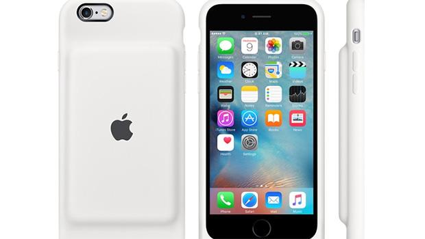 Apple lança capa que faz bateria do iPhone durar até 25 horas