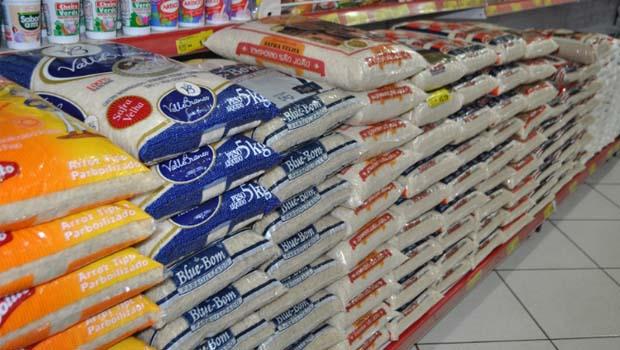 Redução do ICMS sobre arroz e feijão é aprovada na Assembleia