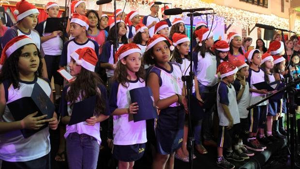Campanha de Natal da Record Goiás chega ao fim com cantata