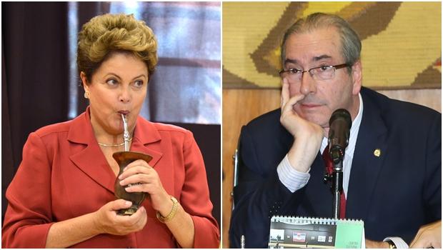 Deputados federais preferem renúncia de Cunha a impeachment de Dilma