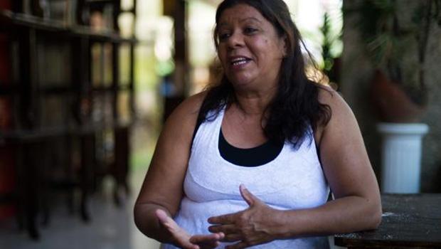 """""""Dinheiro não é tudo"""",diz Jucilene, que volta ao mercado de trabalho aos 60 anos   Marcello Casal/Agência Brasil"""