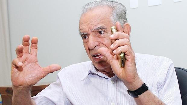 Ex-prefeito de Goiânia, Iris Rezende | Fernando Leite