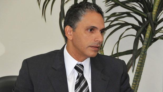 Juliano de Barros Araújo, da 15ª Promotoria do MPGO   Foto: Ascom / MPGO