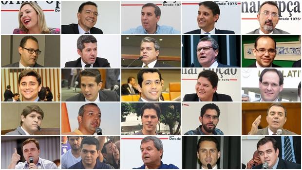 Os 38 políticos de Goiás mais promissores para as disputas eleitorais de 2016 e 2018