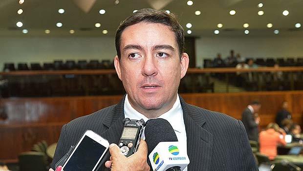 Líder do Governo na Assembleia, José Vitti   Divulgação