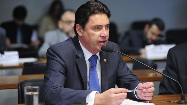Senador (e futuro deputado?) Wilder Morais | Foto: Pedro França/Agência Senado