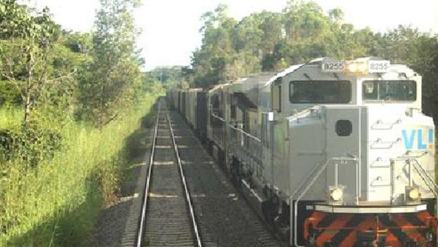Ferrovia é fundamental na logística do Estado | Foto: Divulgação