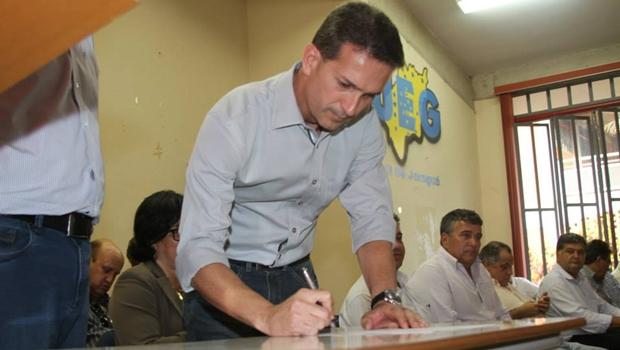 Indicado pelo vice-governador José Eliton (PSDB) em 2012, Danilo de Freitas deixa o governo para retomar atividade profissional   Foto: Reprodução/Facebook