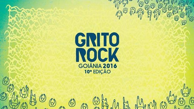 Com edição de dois dias, Grito Rock Goiânia anuncia programação de 2016