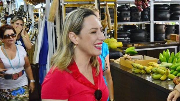 Adriana Accorsi surpreende e já marca 9% em pesquisas internas à Prefeitura de Goiânia