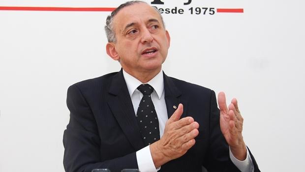 Presidente da Câmara, Anselmo Pereira | Foto: Fernando Leite / Jornal Opção