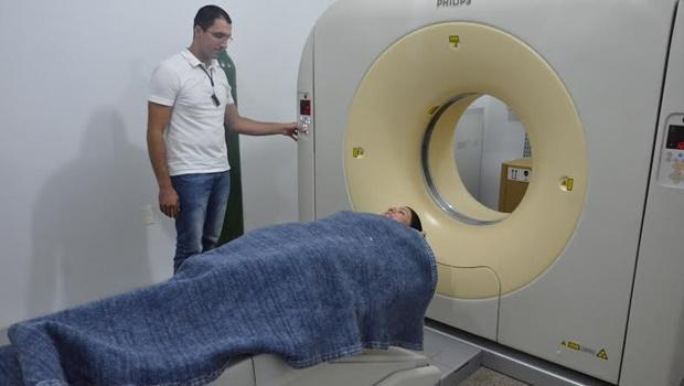 Prefeitura de Caldas Novas zera fila de espera por tomografias e outros exames