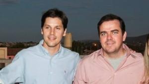 Daniel Vilela e Gustavo Mendanha | Foto: reprodução / Facebook
