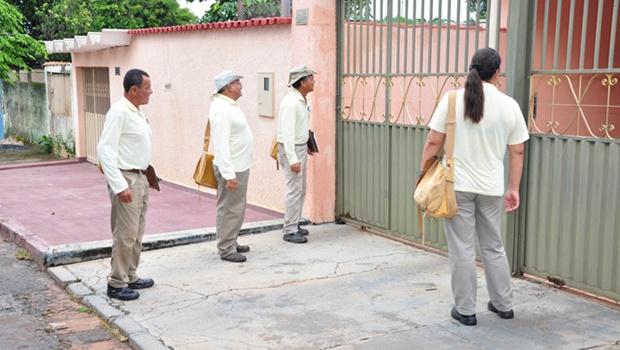 Agentes de endemia poderão entrar em imóveis mesmo sem autorização do proprietário