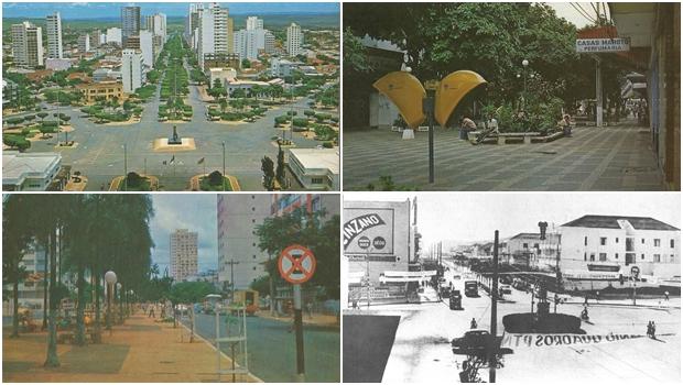 Página no Facebook reúne fotos antigas (e surpreendentes) de Goiânia