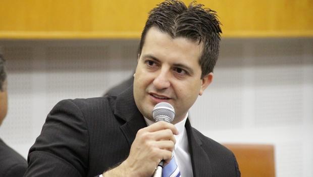 Dr. Gian quer ser candidato a prefeito de Goiânia | Foto: Alberto Maia