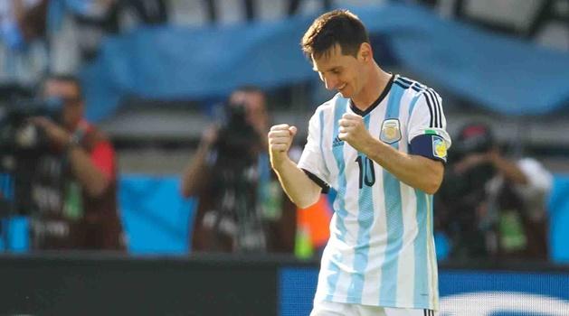 Messi ganha pela quinta vez prêmio de melhor jogador do mundo