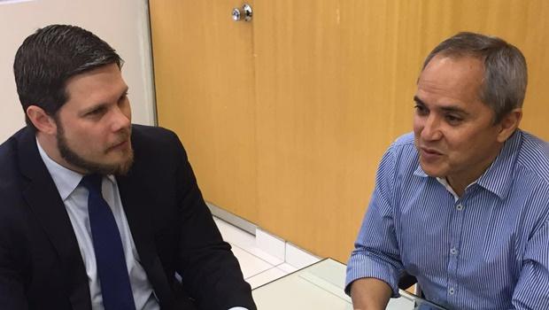 Luiz Bittencourt e Rafael Lousa discutem eleições municipais