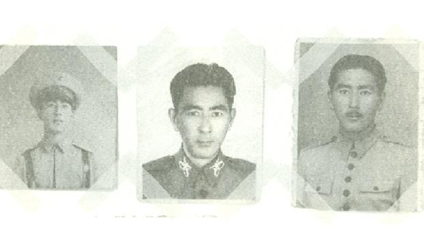 O cabo Yamada lutou bravamente contra os nazistas e quase perdeu a vida ao ser metralhado por um soldado alemão, na Itália