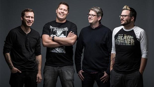 Banda canadense Belvedere é a última a se apresentar nesta quinta-feira (25/2) na Diablo | Foto: Chris Wedman