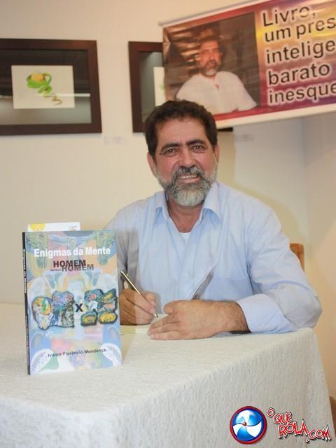 Ivanor Florencio secretário da Cultura