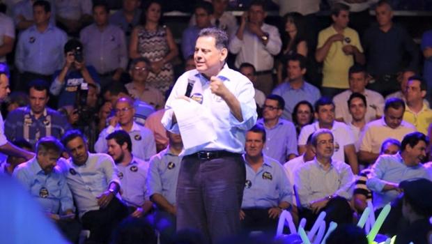 Resultado das eleições municipais reforça projeto político nacional de Marconi Perillo