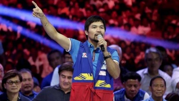 Boxeador Manny Pacquiao diz que gays são piores do que animais