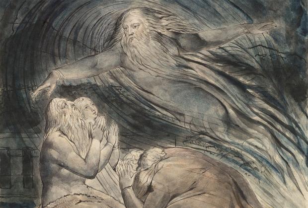 William Blake pintura