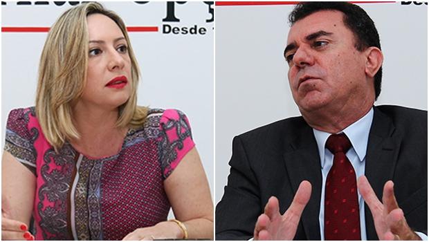 Luis Cesar Bueno retira pré-candidatura e vai apoiar Adriana Accorsi para prefeita de Goiânia