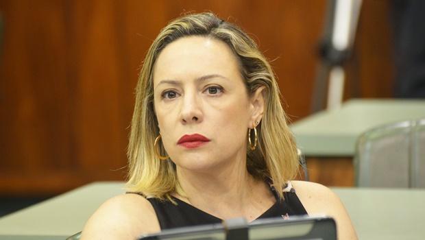 Adriana Accorsi é a nova líder da bancada do PT