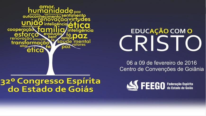 Congresso Espírita de Goiás começa neste sábado