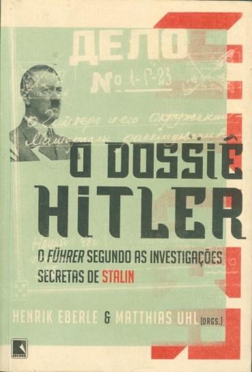 Este é o livro mais completo sobre o que realmente aconteceu com Hitler em 1945, quando se matou com um tiro e cianureto. É o resultado de uma pesquisa encomendada por Stálin, que exigiu informações objetivos
