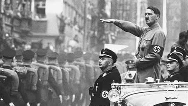 """Hitler e soldados nazistas tomavam drogas para ficar mais """"atentos"""""""