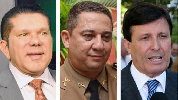 O senador Wilder Morais planeja articular dobradinhas com o PSDB nas três maiores cidades de Goiás