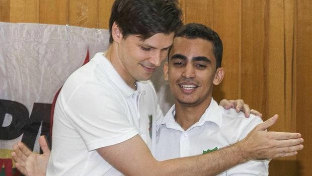 Eryc Martins assume comando da Juventude do PMDB em Goiás