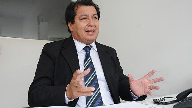 Secretário Sebastião Ferreira: Seplanh deve documentos para análise do MPGO | Foto: Renan Accioly