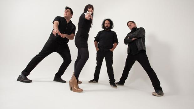 Autoramas lança primeiro disco de estúdio com nova formação