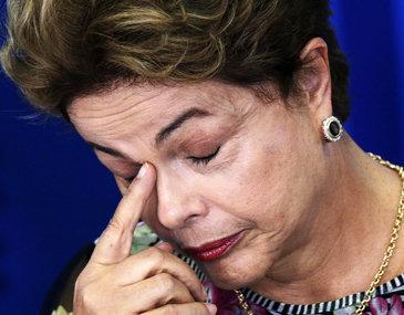 Dilma Rousseff prega para convertidos e faz discurso de ex-presidente