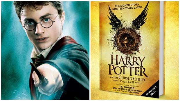 Novos livros de Harry Potter chegam ao Brasil em outubro