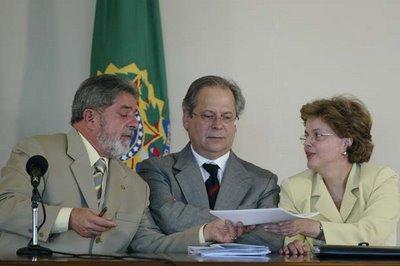 Monteiro Lobato e Guimarães Rosa dariam tudo para saber se Zé Dirceu se sente vingado com Lula na PF