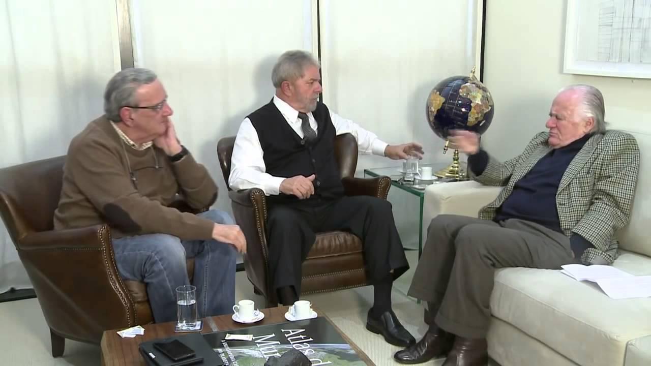 Lula da Silva sugere que é o chefe de reportagem da revista CartaCapital